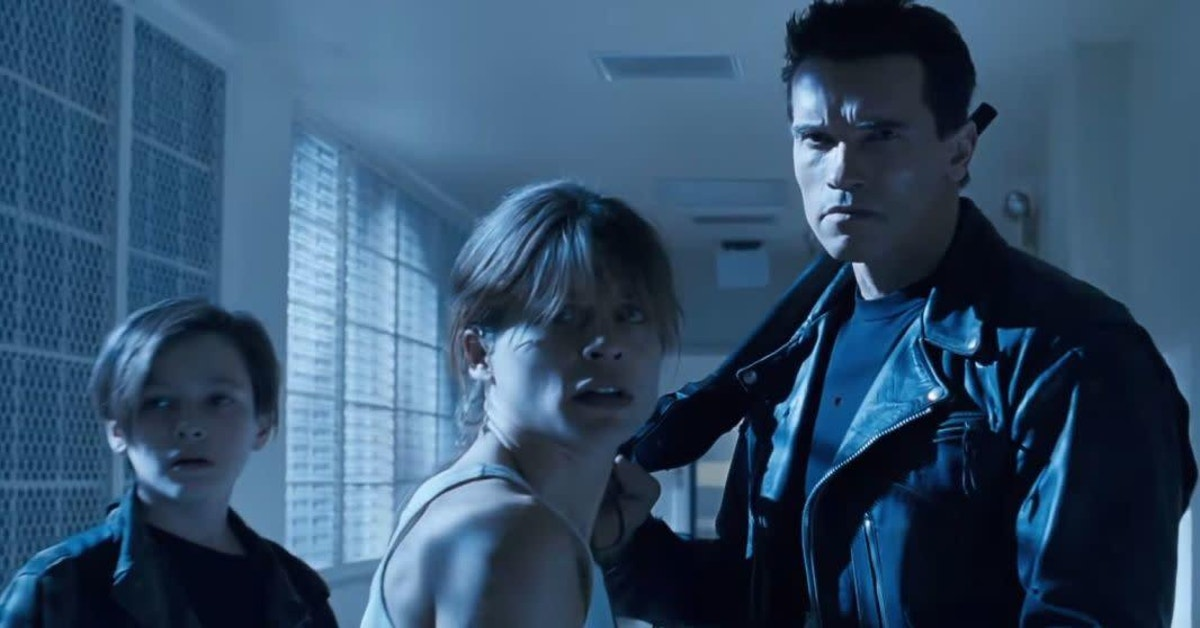 Fear, Tears And Summer Camp: One 11-Year-Old's Quest To See Terminator 2: Judgment Day