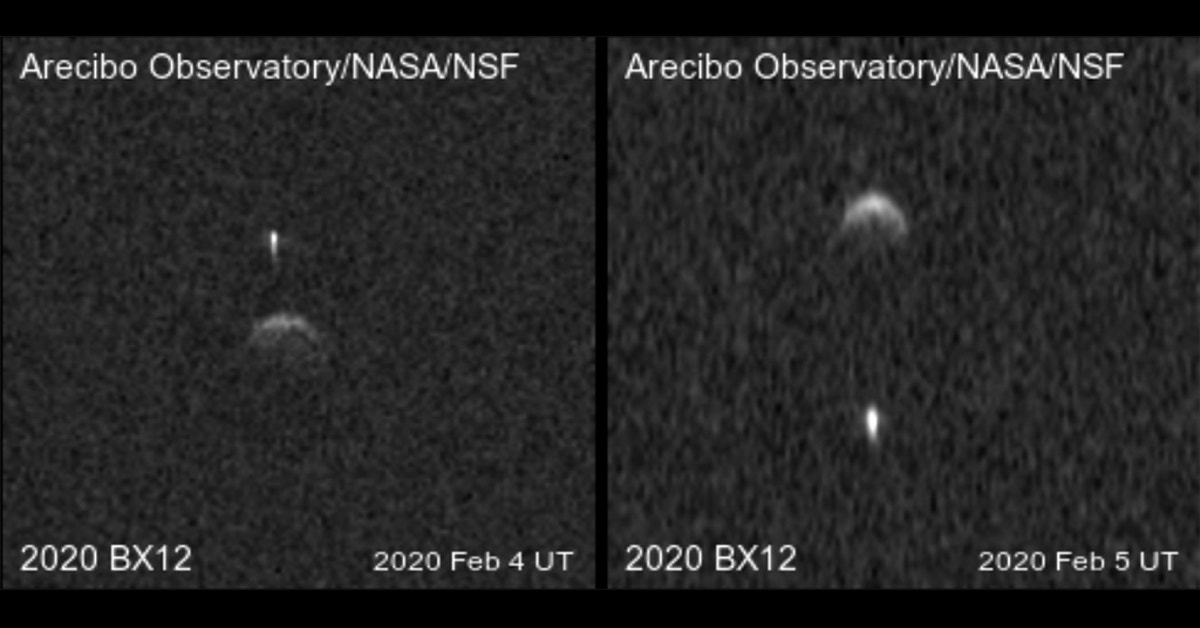 Near-Earth Asteroid Sets Off Alert, Turns Out To Be Two Asteroids Hanging Out Together - Gizmodo Australia