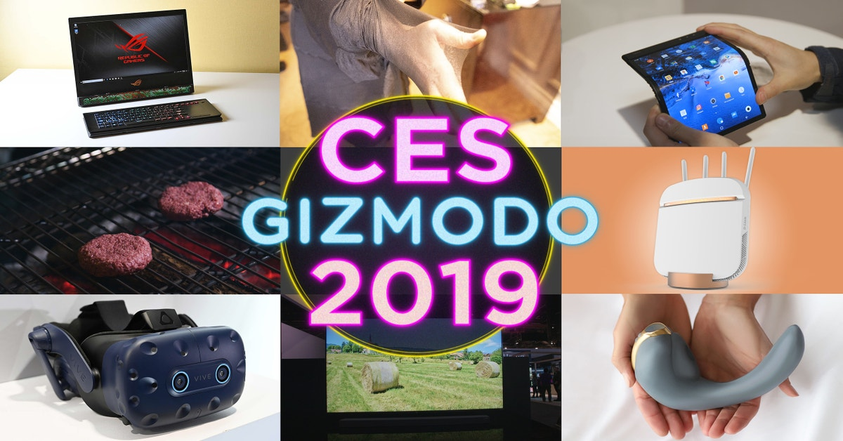 The 13 Coolest Things We Saw At CES This Year