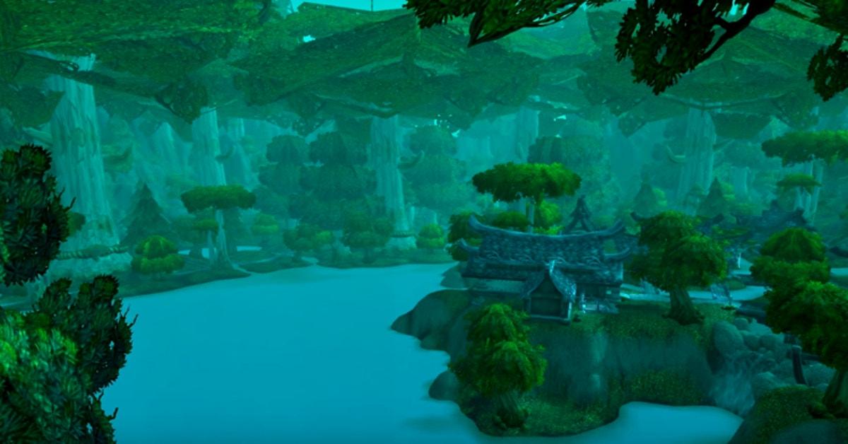 Ten World Of Warcraft Zones No One Visits | Kotaku Australia