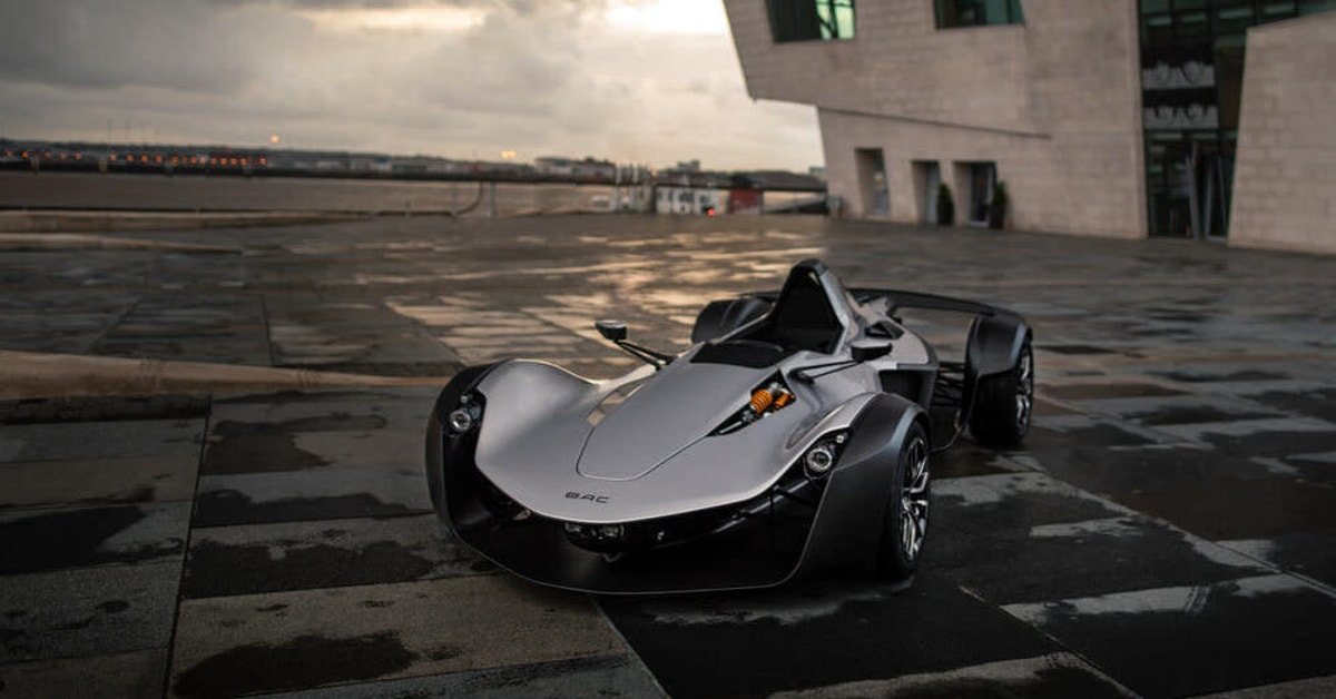 The BAC In 'BAC Mono' Stands For 'Barely Any Changes ...