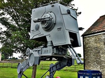 You Can Buy Your Own Giant AT-ST Walker on Ebay for Just $US16,000