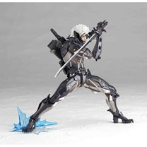 Raiden Is One Of The Best Video Game Action Figures I've Ever Seen