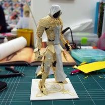 Diablo Origami Is Glorious