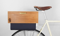 This Secure, Waterproof Box Is Like A Car Trunk For Your Bike