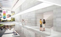 Take a Tour Through the Glassy Halls of Apple's Future HQ