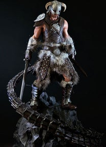 Best Dragonborn Statue? Best Dragonborn Statue.