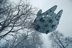 Amazing photos of Star Wars toys look realer than the real Star Wars