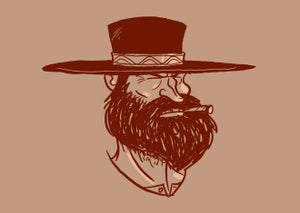 All famous characters look more badass with cool beards on them