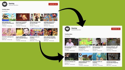 c0d5bab5dc Get Rid Of YouTube's Terrible Clickbait Thumbnail Images ...