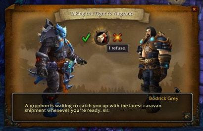 World Of Warcraft Addon Changes Questing Radically | Kotaku Australia