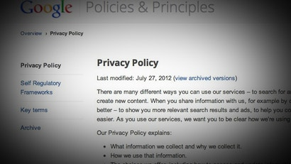 Internet Privacy How Much Privacy Do We