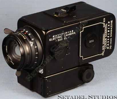 A Real NASA Moon Camera Is on Ebay Right Now