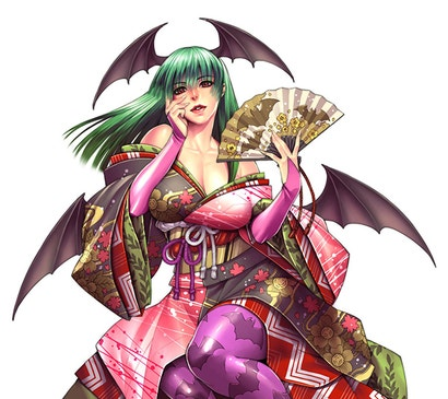 Capcom's Heroes Look Awesome as Samurai