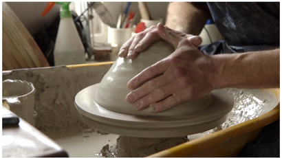 Good Lord, This Pottery Zoetrope Is Absolutely Mesmerizing
