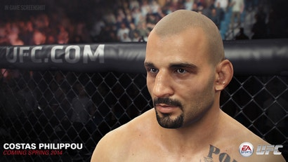 Here Are the Faces of EA Sports' UFC 2014