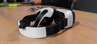 Inside The Galaxy Note 4's Virtual Reality Ambitions