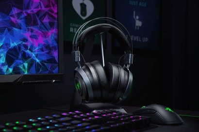 Razer Nari Ultimate Head-Vibrating Haptic Gaming Headset