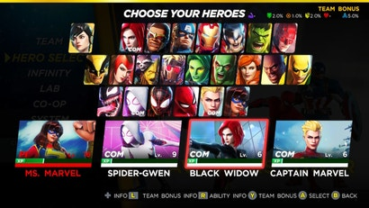 marvel ultimate alliance 3 community review