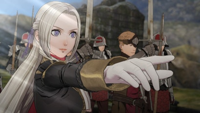 fire emblem three houses review switch