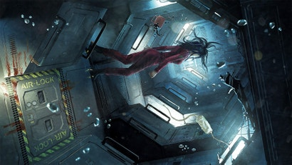 The Art And Making Of The Expanse Will Make You Even More