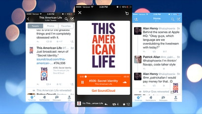 Twitter Introduces SoundCloud Streaming Integration for Mobile Apps