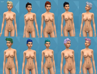 The Sims 4's Nudity Mods Have Gotten Really Detailed