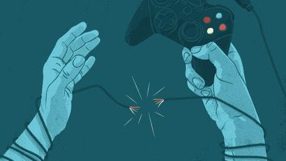 video game addiction australia