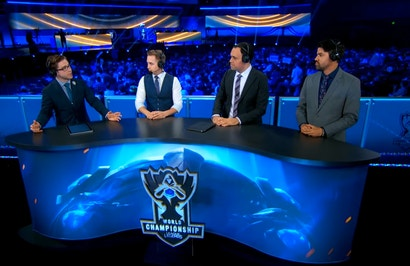 Esport League Of Legend