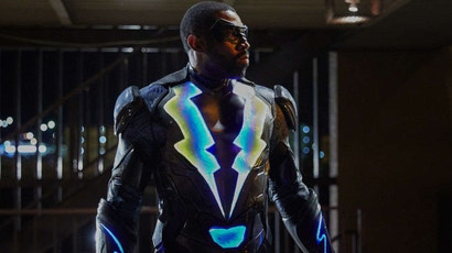 Black Lightning Is Coming Out Of Retirement In This New Trailer
