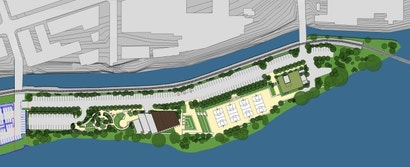Philadelphia's Newest Park Is Built on Top of a Sewage Overflow Tank