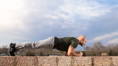 Make Your Planks Harder With These Variations