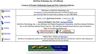 77736144ad4 100 Websites That Shaped The Internet As We Know It