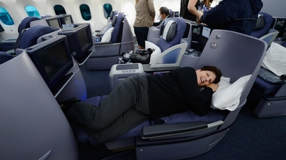 Check Business Class Prices Before Booking An Economy Ticket