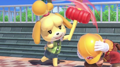 evo 2019 smash ultimate isabelle