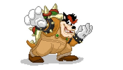 If Disney Characters Starred In Super Smash Bros.