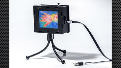 This DIY Thermal Camera Reveals Hot And Cold Spots Around The House, Is Fun To Build