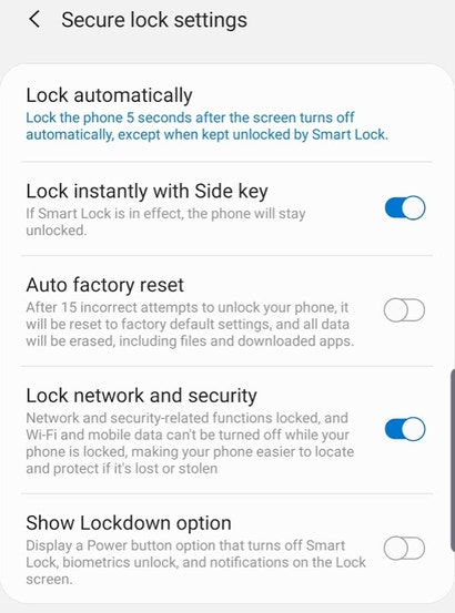 How to Perfectly Customise Every Setting On The New Galaxy