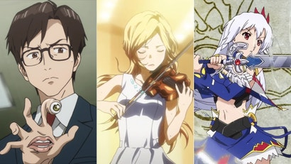 The Five New Anime Of Q4 2014 You Should Be Watching