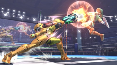Super Smash Bros. Isn't Finished Being Made