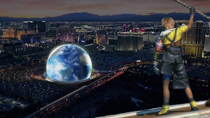 Concept For Las Vegas Sphere Sure Does Look Like A