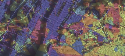 These Beautiful Maps Show How Similarly City Streets are Arranged