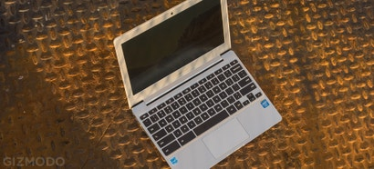 Samsung's New Chromebook 2: A Great Budget Body with Intel Inside