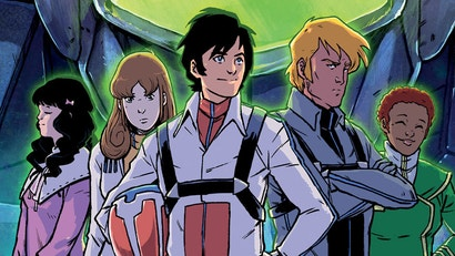 Rick Hunter And Roy Fokker Reunite In This First Look Inside The New, Reimagined Robotech Comic