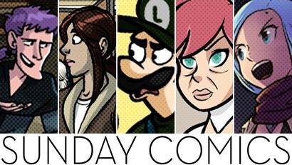 Sunday Comics: It's A Conspiracy
