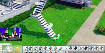 Sims 4 Players Are Freaking Out Over Stairs | Kotaku Australia