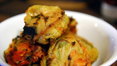 Make Fritters Out Of Any Vegetable With This Easy Formula