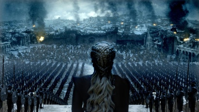 George R.R. Martin Says Game Of Thrones Could Have Ended With A Cinematic Trilogy