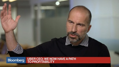 This Interview With Uber's CEO Should Be Placed In A Time