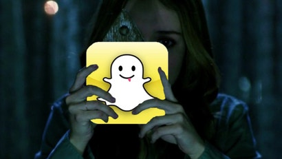 Snapchat's First 'Non-Creepy' Ad Is For A Horror Movie